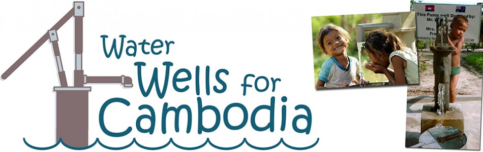 Wells for Cambodia